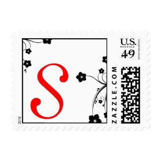 Monogram : S Postage