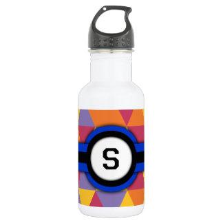 Monogram S Water Bottle