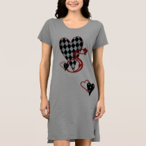 Monogram S Women's T-Shirt Dress