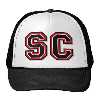 Monogram 'SC' initals Trucker Hat