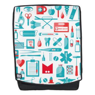 Monogram Series: For Doctors and Nurses Backpack