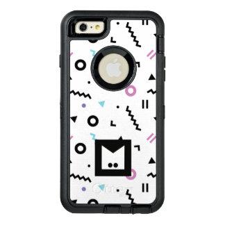 Monogram Series: Memphis Stuck in the Nineties OtterBox Defender iPhone Case