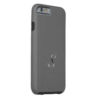 Monogram Sober iPhone case
