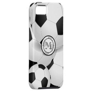 Monogram Soccer Ball iPhone Case iPhone 5 Cases
