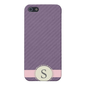 Monogram Speck® Fitted™ Hard Shell Case for iPhone
