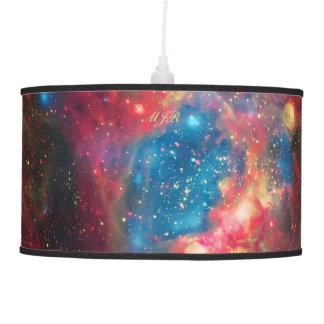 Monogram Star Superbubble, Large Magellanic Cloud Ceiling Lamps