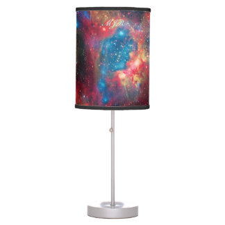 Monogram Star Superbubble, Large Magellanic Cloud Table Lamp