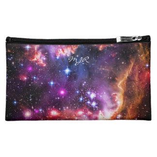 Monogram Starry Wingtip of Small Magellanic Cloud Makeup Bags