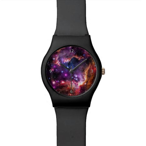 Monogram Starry Wingtip of Small Magellanic Cloud Wrist Watch