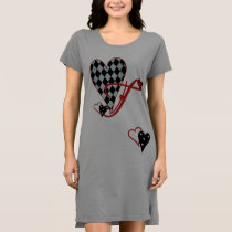 Monogram T Women's T-Shirt Dress