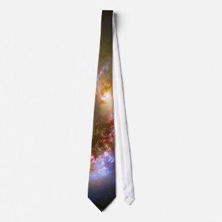 Monogram - The Antennae Galaxies Tie