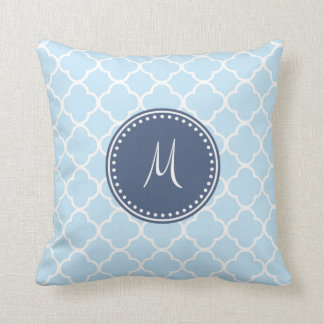 'M'onogram Throw Pillow