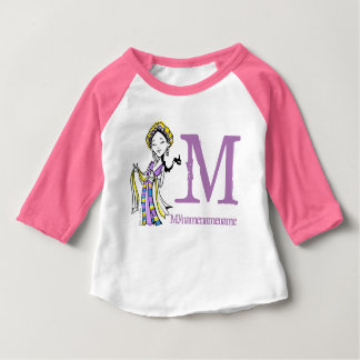 Monogram Tibet Tibetan Baby T-Shirt