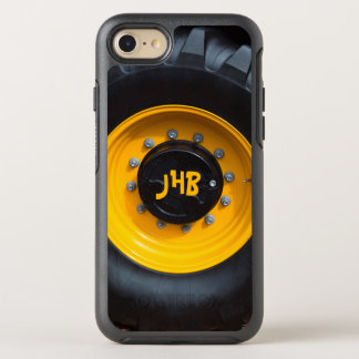 Monogram Tractor Wheel OtterBox Symmetry iPhone 8/7 Case