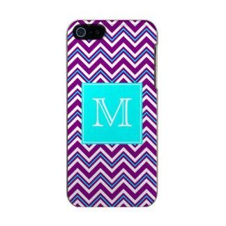 Monogram Tri-Color Chevron iPhone 5 Case Incipio Feather® Shine iPhone 5 Case