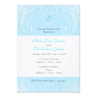 Twins Baptism Invitations & Announcements | Zazzle