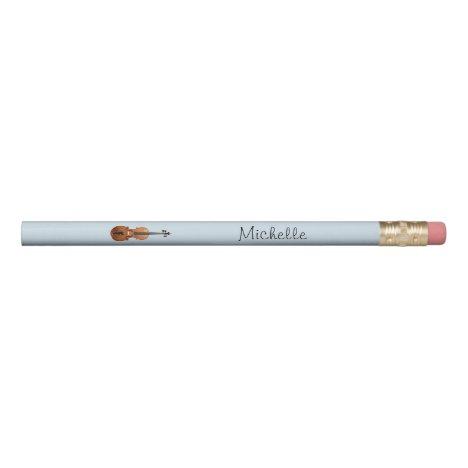 Monogram Violin Orchestra Pencil