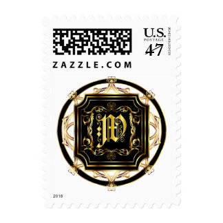 Monogram W Fits all Get Other Products W/Monogram Postage