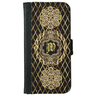 Monogram W IMPORTANT Read About Design iPhone 6 Wallet Case
