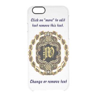 Monogram W iPhone 5/5s & 6-6 plus  Deflector Case