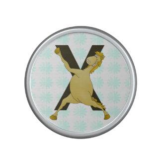 Monogram X Agile Pony Customised Bluetooth Speaker