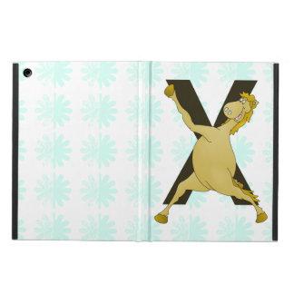 Monogram X Agile Pony Customised iPad Air Cover