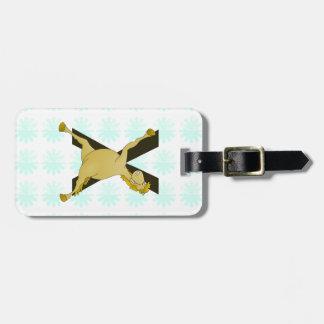 Monogram X Agile Pony Customized Bag Tag