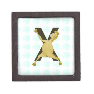 Monogram X Agile Pony Customized Premium Trinket Box
