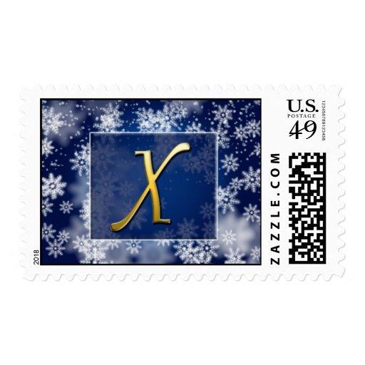 monogram_x sello