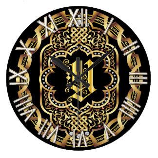 Monogram Y IMPORTANT Read About Design Wall Clocks