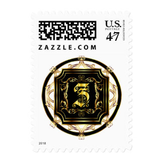 Monogram Z Fits all Get Other Products W/Monogram Postage