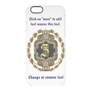 Monogram Z iPhone 5/5s & 6-6 plus  Deflector Case