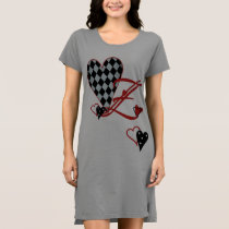 Monogram Z Women's T-Shirt Dress
