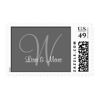 Monograma adaptable sello
