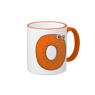 monograma animal - O Tazas De Café