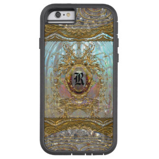 Monograma barroco 6/6s de Veraspeece Merci duro Funda De iPhone 6 Tough Xtreme