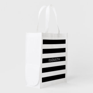 Monograma conocido de muy buen gusto horizontal de bolsa para la compra