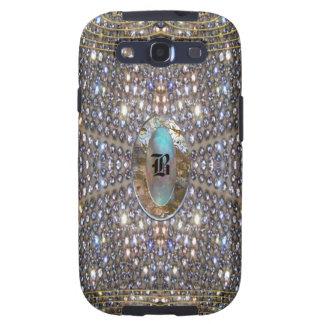 Monograma de Digloos Samsung Galaxy S3 Cárcasa