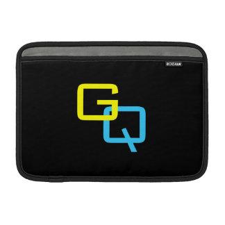Monograma de DIY - aire de Macbook Fundas Macbook Air