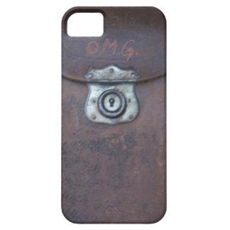 Monograma de encargo iphone5 de la cámara de la iPhone 5 carcasas