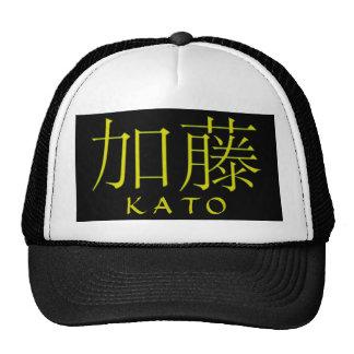 Monograma de Kato Gorra