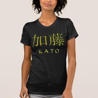 Monograma de Kato Tshirts