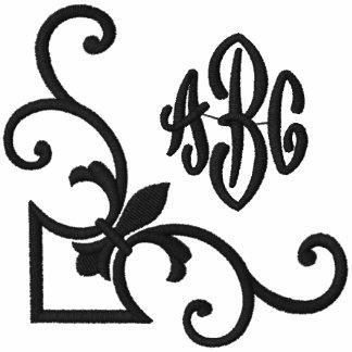 Monograma de la flor de lis