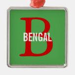 Monograma de la raza de Bengala Ornatos