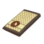 Monograma de la tienda del chocolate - estrellas d