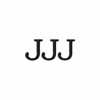 "Monograma de las iniciales ""JJJ"""