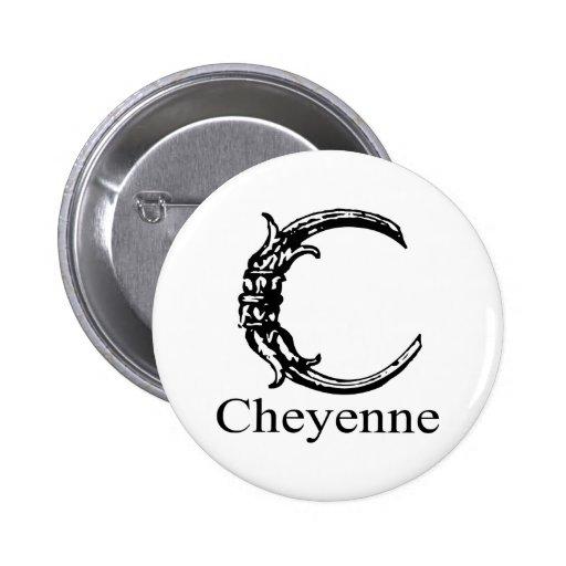 Monograma de lujo: Cheyenne Pins