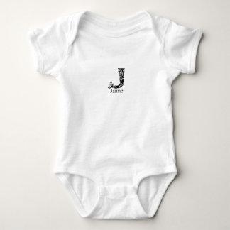 Monograma de lujo: Jaime T Shirt