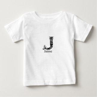 Monograma de lujo: Jaime Tshirt