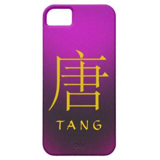 Monograma de Tang iPhone 5 Fundas